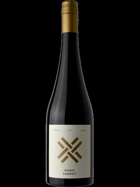 2016 Korber Cabernet trocken 0,75 L ORTSWEIN - Weingut Singer-Bader