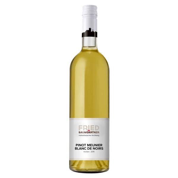 2020 Pinot Meunier Blanc de Noir trocken 0,75 L - Weingut FRIED Baumgärtner