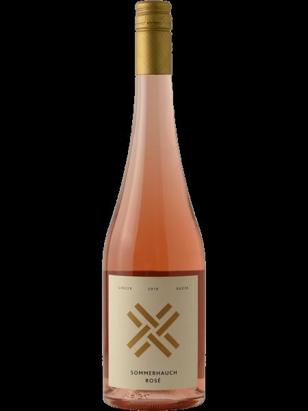2020 SOMMERHAUCH Rosé trocken 0,75 L ORTSWEIN - Weingut Singer-Bader