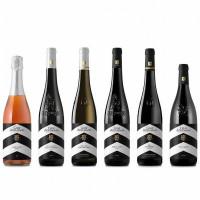EXKLUSIVER WEINGENUSS - 6 x 0,75 L Wein & Sekt - Weingut Graf Adelmann VDP