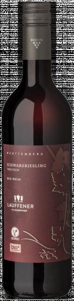 2020 Schwarzriesling trocken 0,75 L Biowein - Lauffener Weingärtner