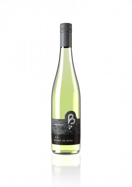 2019 Blanc de Noir feinherb ** 0,75 L - Weingut Karl Busch