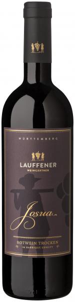 2017 JOSUA Rotwein trocken 0,75 L Barrique - Lauffener Weingärtner