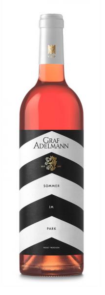2019 SOMMER IM PARK Rosé trocken Bio 0,75 L – Weingut Graf Adelmann