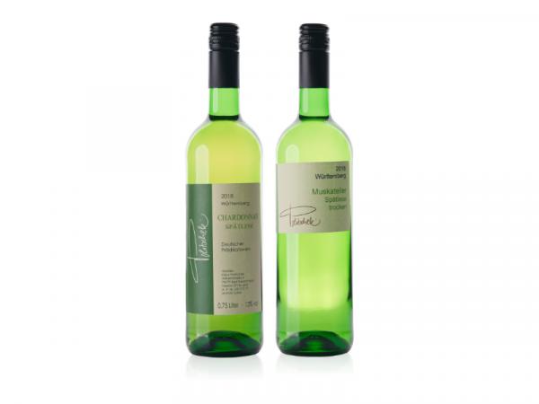 Muskateller & Chardonnay 0,75 L - Weingut Politschek