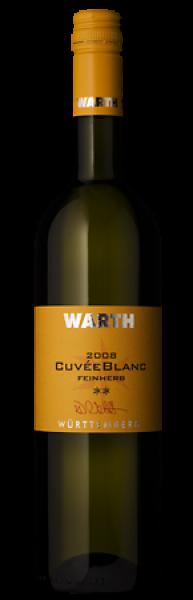 2018 Cuvée Weiss trocken ** 0,75 L - Weingut Warth