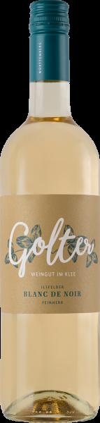 2019 Blanc de Noir feinherb 0,75 L Ilsfelder - Weingut Golter