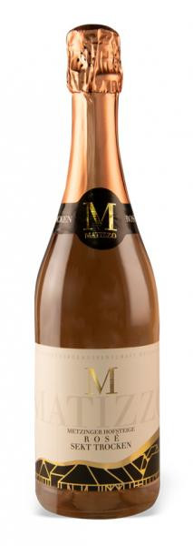 2018 Rosé-Sekt trocken MATIZZO 0,75 L - Weingärtnergenossenschaft Metzingen