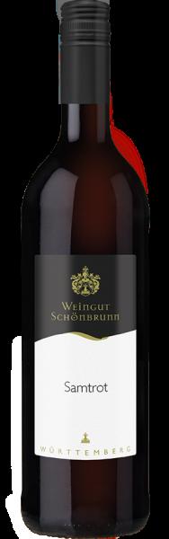 2019 Samtrot lieblich 0,75 L - Weingut Schönbrunn