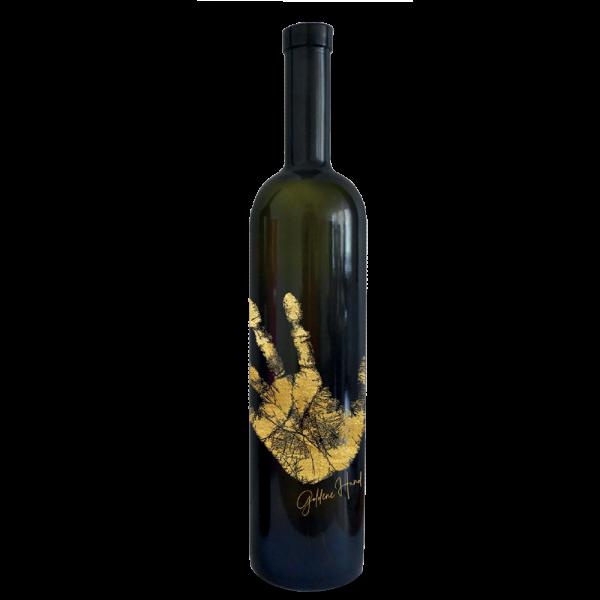 2016 Goldene Hand Rotwein Cuvée trocken 1,5 L Magnum - Bottwartaler Winzer