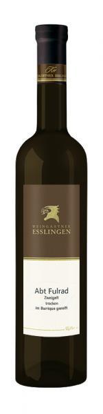 2016 Abt Fulrad Zweigelt trocken - Keller 11 im Barrique gereift 0,75 l - Weingärtner Esslingen