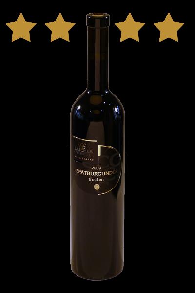 2015 Spätburgunder trocken **** 0,75 L – Weingut Laicher