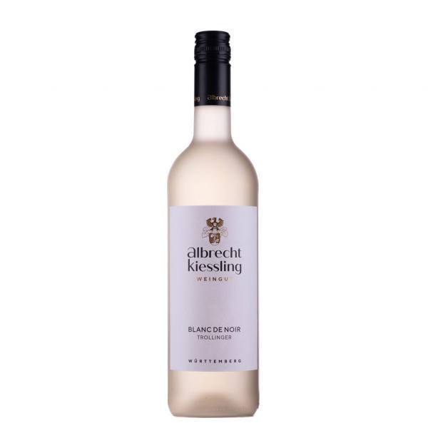 2020 Trollinger Blanc de Noir 0,75 L feinherb - Weingut Albrecht-Kiessling