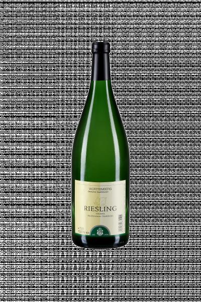 2018 Riesling trocken 1,0 L Heilbronner Stahlbühl - Weingut Helga Drauz