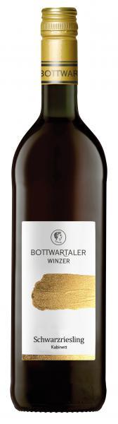 2017 Schwarzriesling Kabinett 0,75 L PREMIUM - Bottwartaler Winzer