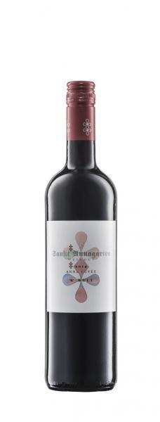 2018 ANNA Rotwein Cuvée 0,75 L - Sankt Annagarten Biologisches Weingut