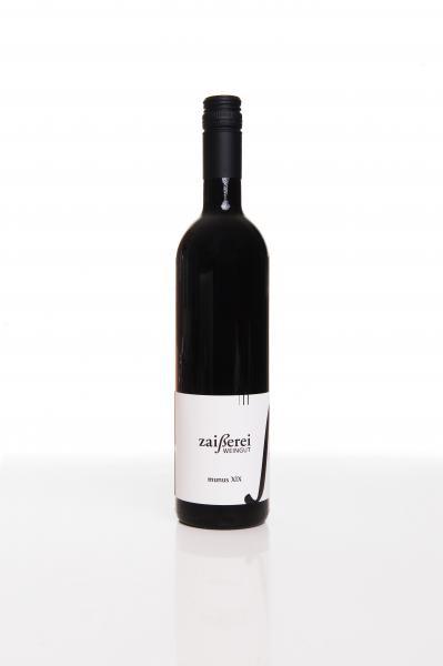2019 MUNUS Rotweincuvée trocken 0,75 L im Holzfass gereift - Weingut Zaißerei