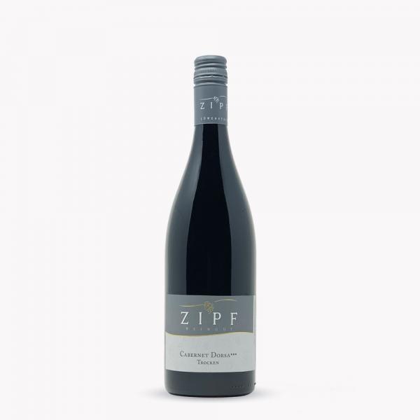 2018 Cabernet Dorsa trocken*** 0,75 L - Weingut Zipf