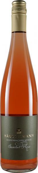 2020 Samtrot Rosé 0,75 L - Weingut Häussermann