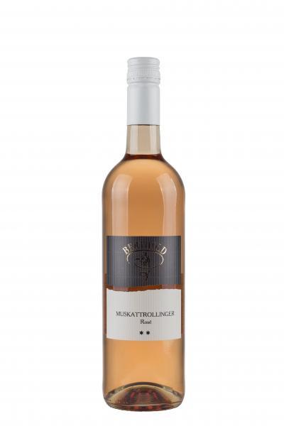2019 Musakttrollinger Rosé ** 0,75 L - Weingut Berthold