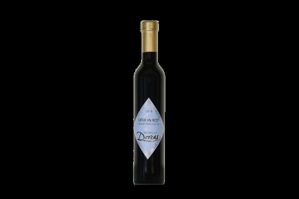 2018 Beerenauslese in Rot edelsüss 0,375 L Vegan - Weingut Doreas
