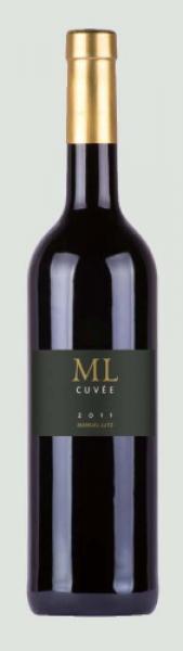 2016 Cuvée ML Rotwein trocken 0,75 L – Weingut Lutz