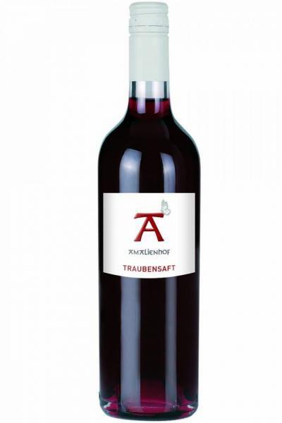 Roter Traubensaft 0,70 L – Weingut Amalienhof