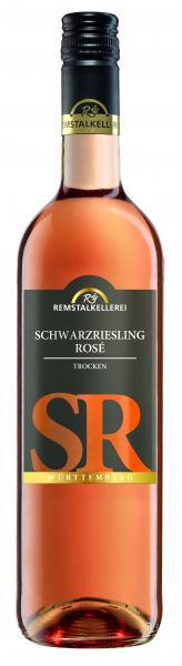 2020 Schwarzriesling Rosé SR trocken 0,75 L - Remstalkellerei