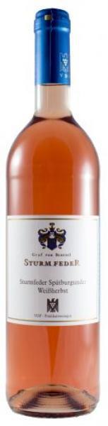2018 Spätburgunder Weißherbst 0,75 L VDP.Gutswein - Weingut Graf von Bentzel Sturmfeder