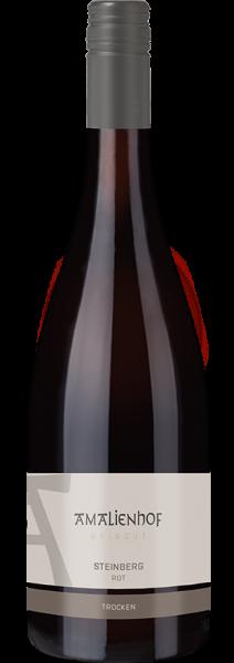 Rotwein Cuvée trocken 0,75 L STEINBERG - Weingut Amalienhof