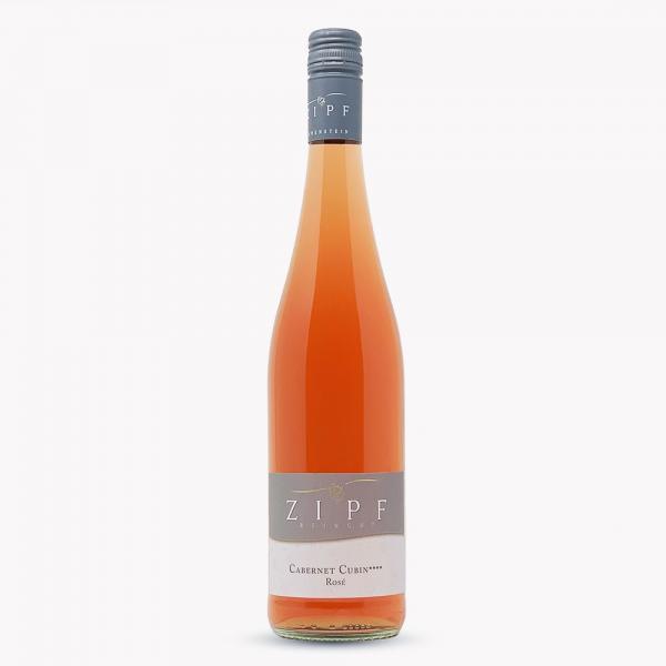 2018 Cabernet Cubin Rosé**** 0,75 L süß - Weingut Zipf