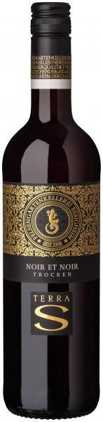 Noir et Noir trocken Rotwein Cuvée 0,75 L TERRA S - Felsengartenkellerei