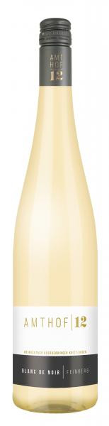 2020 Blanc de Noir feinherb 0,75 L - Amthof 12