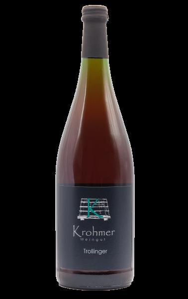 2020 Trollinger 1,0 L halbtrocken - Familie Krohmer
