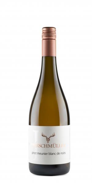 2019 Pinot Meunier Blanc de Noirs trocken 0,75 L - Wein- & Sektgut Hirschmüller