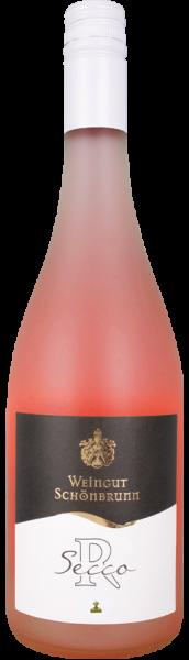 Secco R 0,75 L Perlwein Rosé - Weingut Schönbrunn