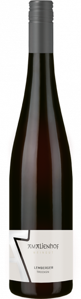 2018 Lemberger trocken 0,75 L – Weingut Amalienhof