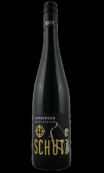 2018 Lemberger Vol%TREFFER 0,75 L trocken - Wein Gut Schütz