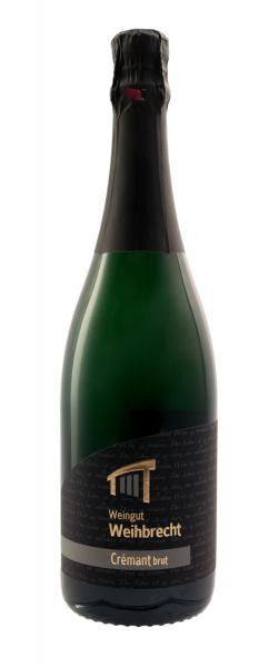 Crémant brut 0,75 l - Weingut Weihbrecht