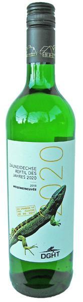 2019 ZAUNEIDECHSE Weißweincuvée 0,75 L - Weingärtnergenossenschaft Metzingen